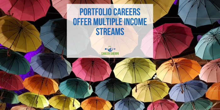 Portfolio Careers Offer Multiple Income Streams