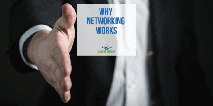 Why Networking Works