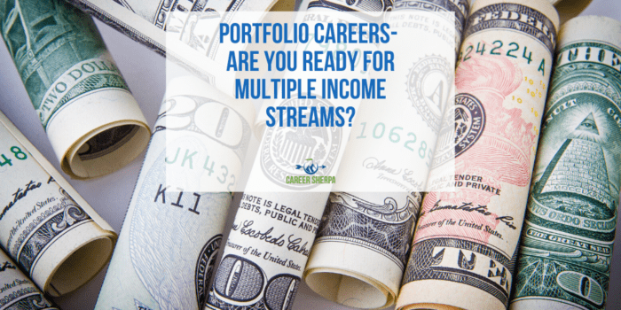 Portfolio Careers- Are You Ready For Multiple Income Streams
