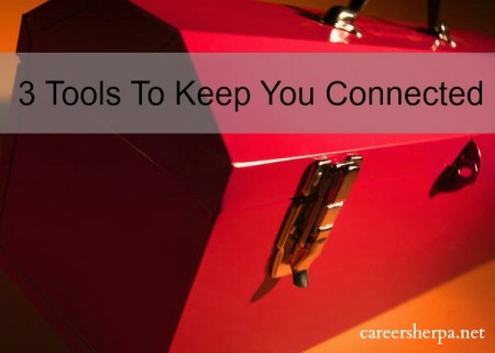 3 tools stay connected