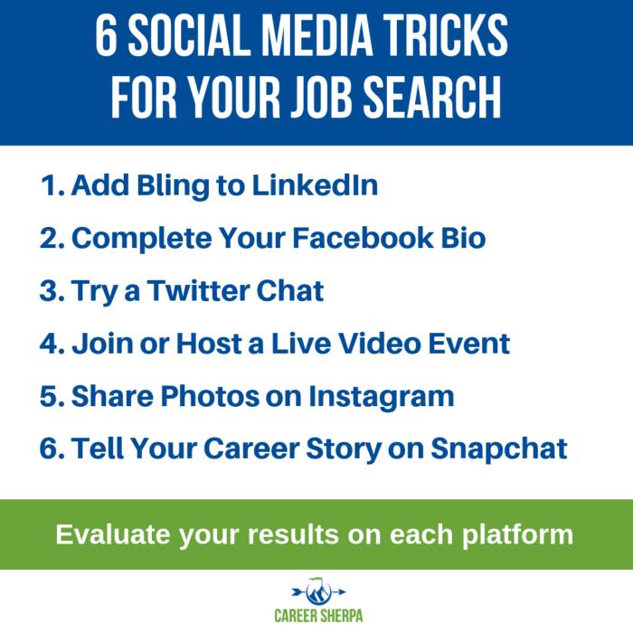 7 Social Media Tricks