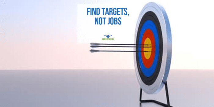 Find Targets Not Job Postings