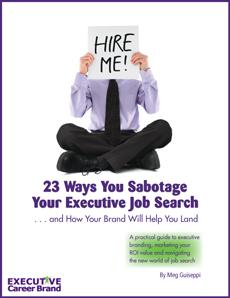 23 Ways You Sabotage Your Job Search