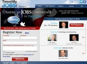 american jobs conference
