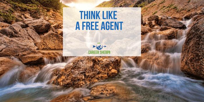 think like a free agent