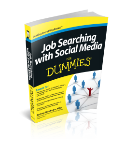 job searching book cover image
