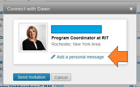 Linked Invite