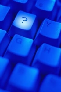 question of privacy online
