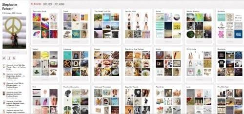 Pinterest Personal Branding