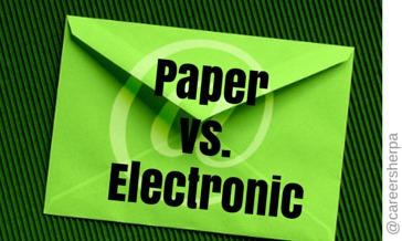 thank you paper electronic
