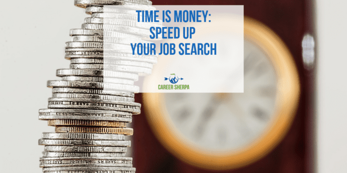 Speed Up Your Job Search