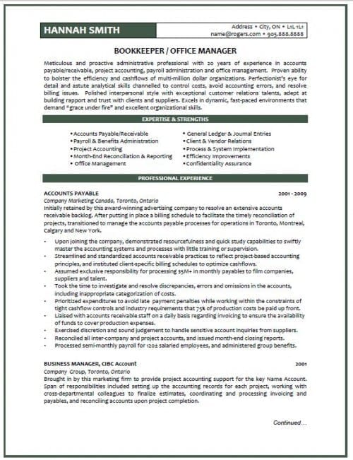 Simple Resume Writing Templates Resume Sample R Examples Of