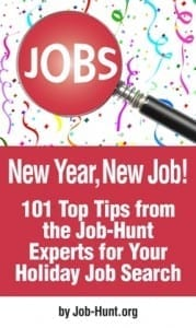 101-Holiday-Job-Search-Tips