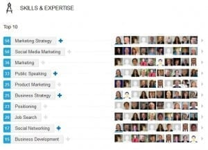 Endorsements LinkedIn