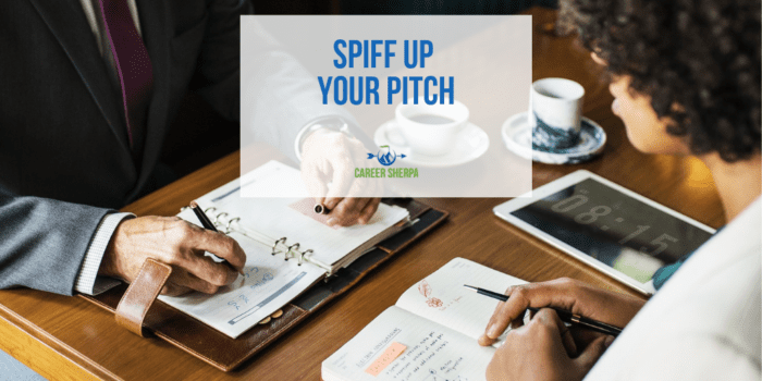 Spiff Up Your Pitch