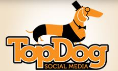 Top Dog Social Media logo