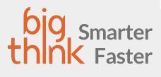 think big logo