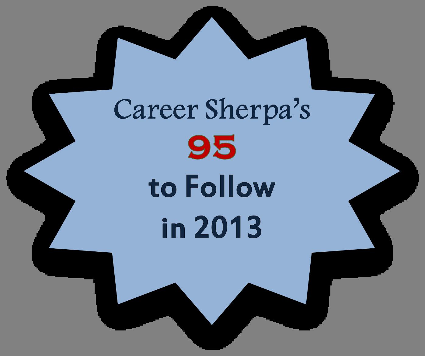 95 on Twitter 2013