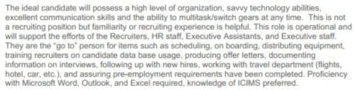 here s how to get hired when descriptions are horrible