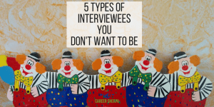 bad types of interviewees