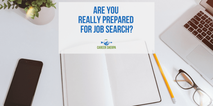 Really Prepared for Job Search