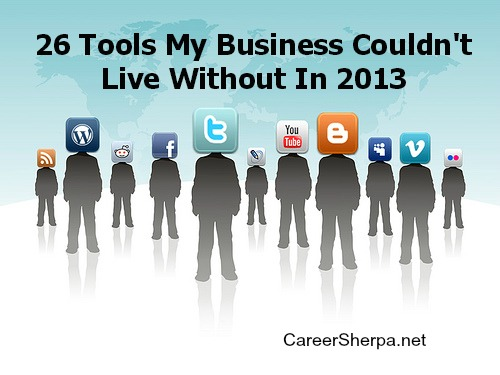 tools my business couldn't live without