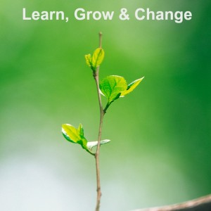 Learn, Grow and Change- Today's Career Mantra