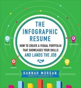 The Infographic Resume by Hannah Morgan (McGraw Hill, August 2014)