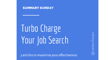 turbocharge your job search