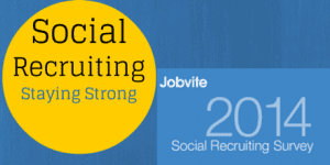 Social Recruiting Is Staying Strong