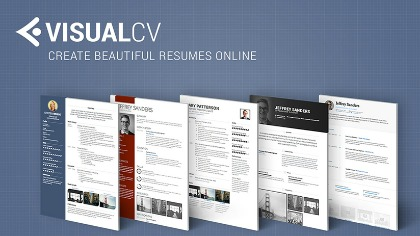 do you remember visualcv it made its debut in 2004 way ahead of its