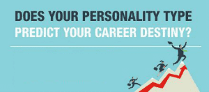 Personality Type Influences Your Career [INFOGRAPHIC]