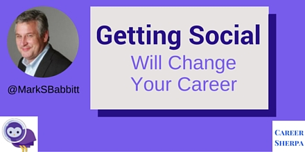 Getting Social Will Shift Your Career