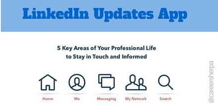 LinkedIn Updates App