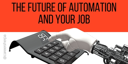 The Future of Automation and Your Job