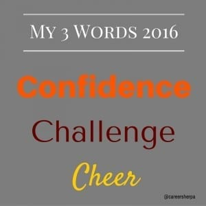 3 Words To Guide Me Through 2016