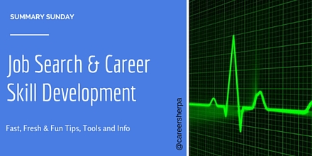 Job Search and Career Skill Development