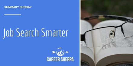 job search smarter