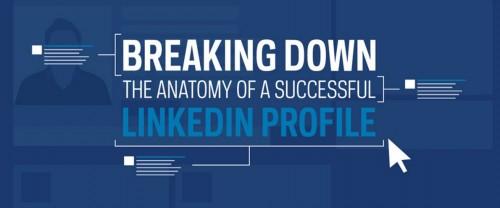 Anatomy Successful LinkedIn profile