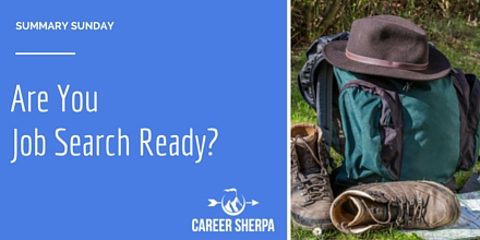 Are You Job Search Ready