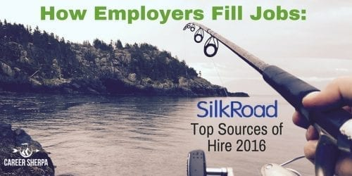 Employers Fill Jobs 2016 Top Sources of Hire