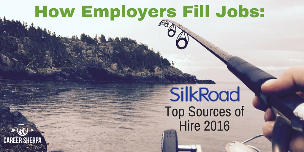 How EMployers Fill Jobs Top Sources of Hire 2016