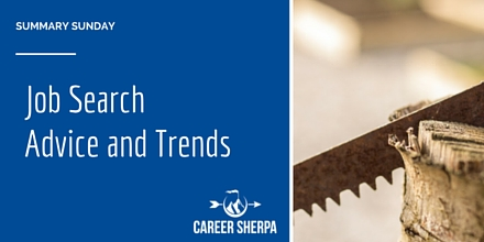 Job Search Advice and Trends