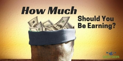 Should You Be Earning-