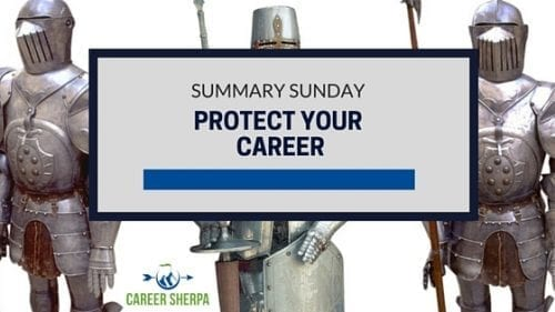 Protect Your Career