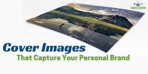 Cover Images That Capture Personal Brand