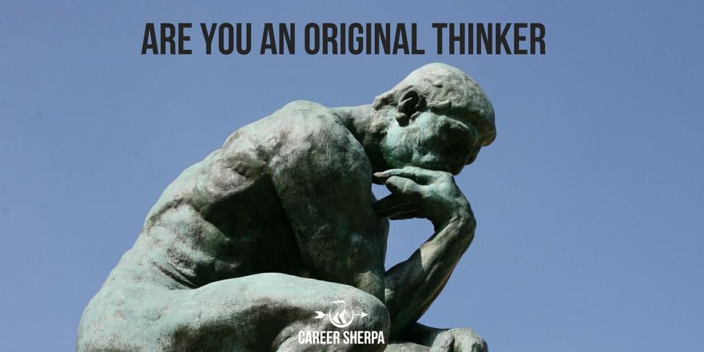 original thinker