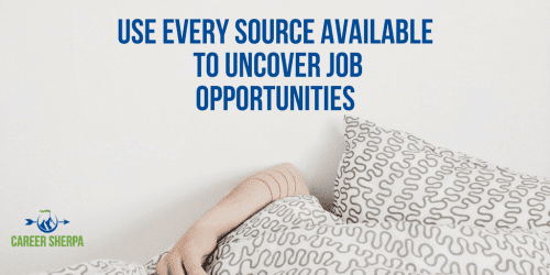uncover job opportunities