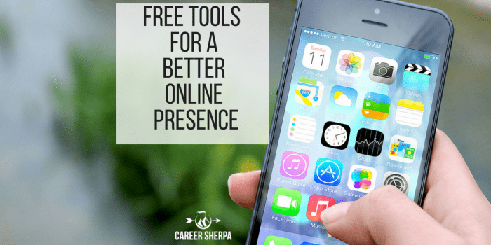 free tools for better online presence