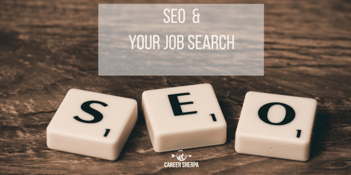 SEO and Job Search